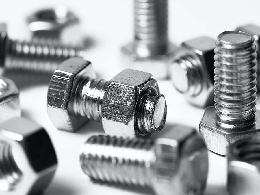 nuts and bolts steel